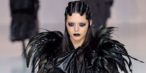 Kendall Jenner at Marc Jacobs for NYFW