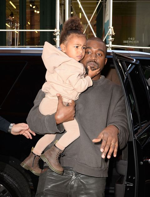 North and Saint West Served as Creative Consultants on The Life of Pablo