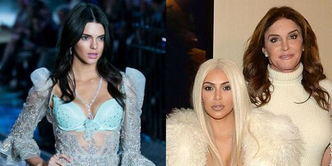 Caitlyn Jenner Confronts Kendall Over Not Wanting Her to Attend the Victoria's Secret Fashion Show