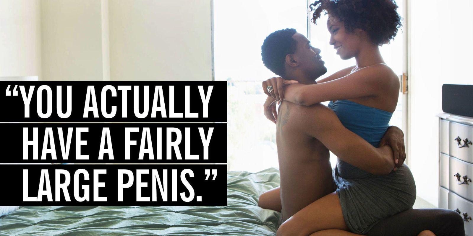 Hot talk during sex