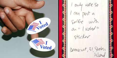 election confessions