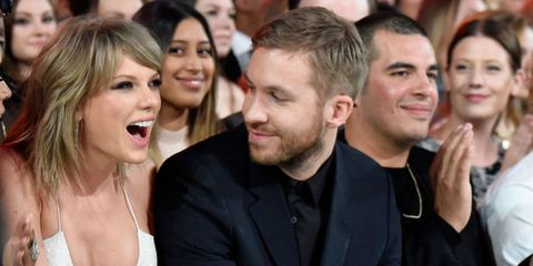 See the Photo of the Moment Taylor Swift and Calvin Harris First Met