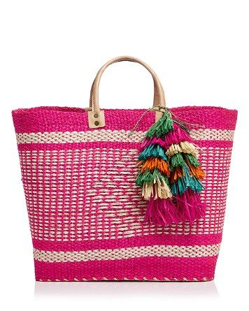 Bag, Shoulder bag, Home accessories, Luggage and bags, Creative arts, Wicker, Basket, Craft, Picnic basket, Coquelicot,