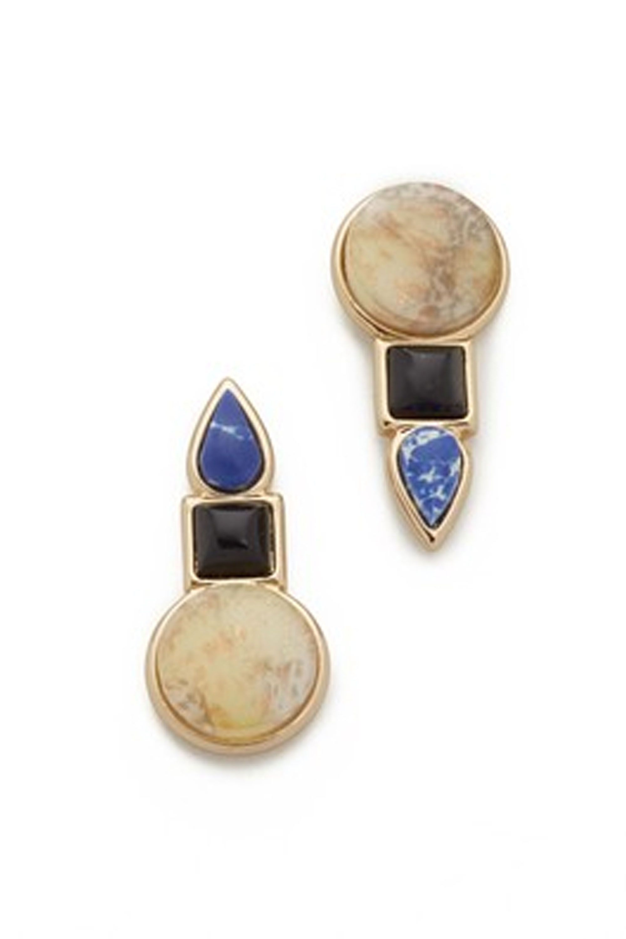 fashion earrings wear anyone can pull style mismatched off mismatch beauty