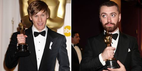 "[UPDATED] Dustin Lance Black Tells Oscar Winner Sam Smith to ""Stop Texting My Fiancé"""