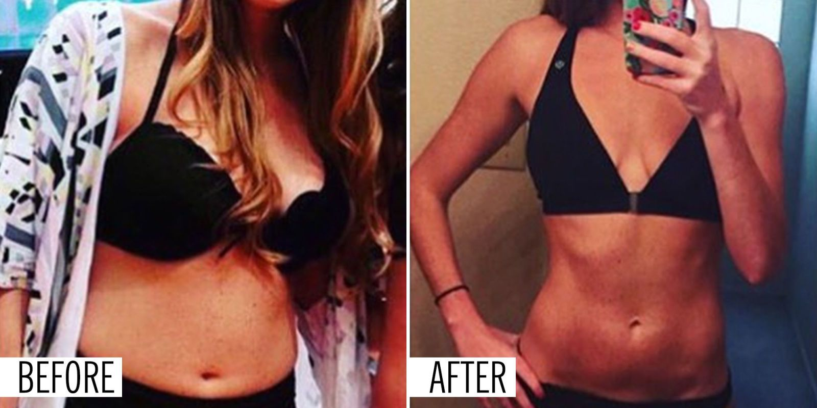 5 Ways Weight-Loss Transformation Instagrams Can Change Your Life