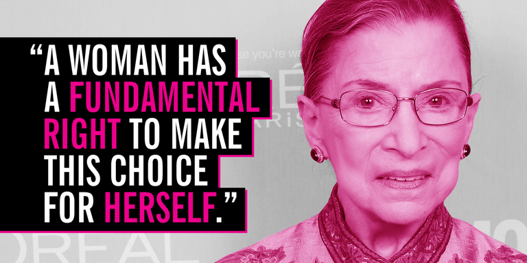 The 13 Most Badass Quotes From the Supreme Court's Female Justices on the Texas Abortion Case