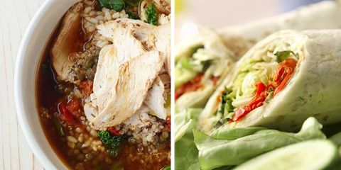 13 Healthy Lunches That Aren't Salad