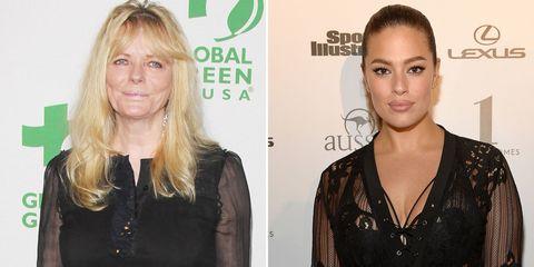 Cheryl Tiegs and Ashley Graham