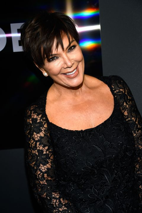 Kris Jenner Is About Ready to Ground That Naughty Lil' Kanye and Take Away His Social Media Privileges