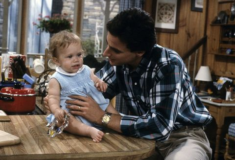 """Age 9 Months: On """"Full House"""" in 1987"""