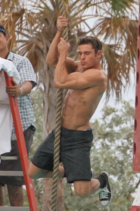 In All Seriousness, Have Zac Efron's Abs Passed The Point ...