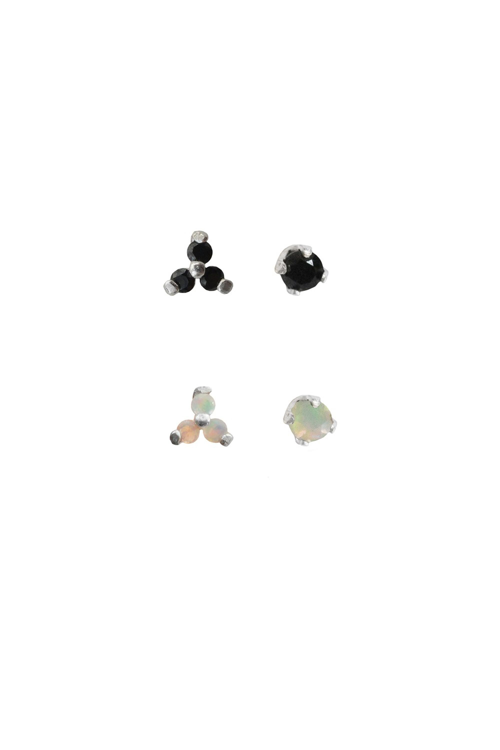 operandi large never loading by silver after moda mismatched earrings yeprem