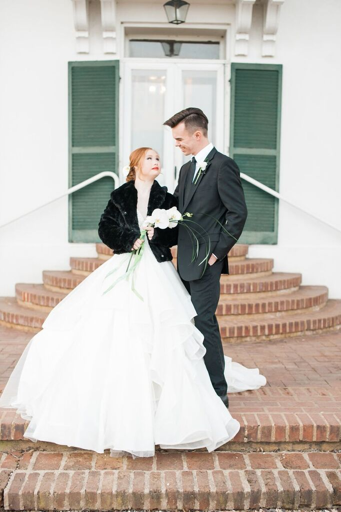 19-Year-Old Model With Down Syndrome Madeline Stuart Looks Stunning in Bridal Photo Shoot