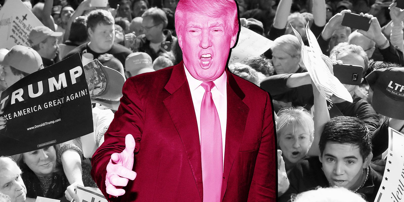 4 Reasons Trump Supporters Remain Blind to His Flaws