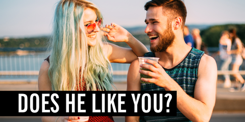 does he like me online dating quiz
