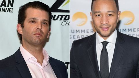 John Legend Just Schooled Donald Trump Jr. in a Truly Epic Twitter Smackdown