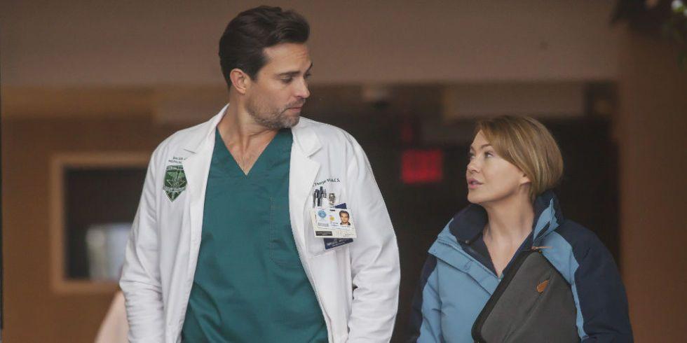 GreyS Anatomy Staffel 12 Besetzung