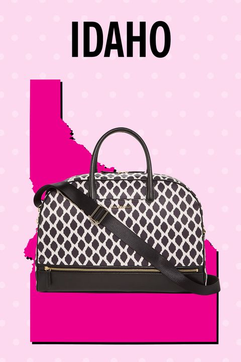 54f19565e328 You ll Never Guess Which Vera Bradley Bag is Most Popular in Your State