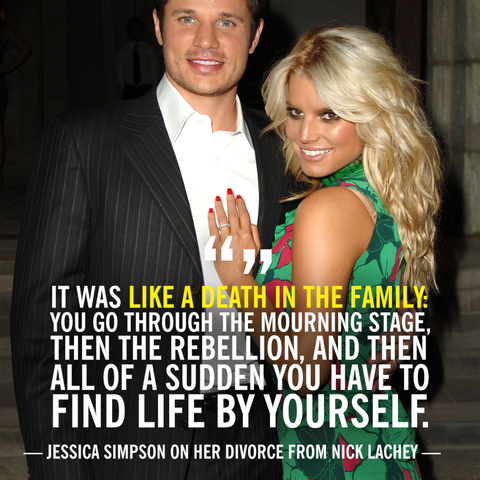 Celebrity Quotes About Divorce Things Celebrities Have Said About