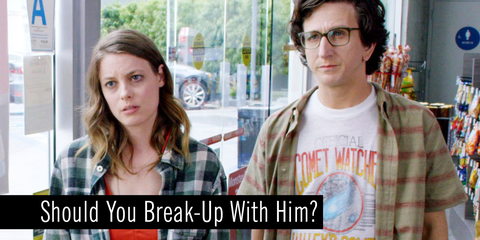 Quiz: Should You Break Up With Him?