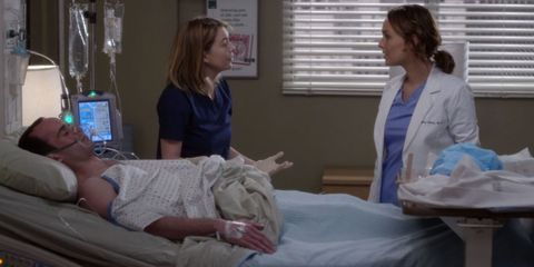 Grey's Anatomy Recap: Meredith and Jo Have the Fight You've Been Waiting For
