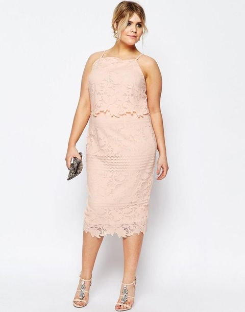 15 Lace Dresses Perfect For A Spring Wedding