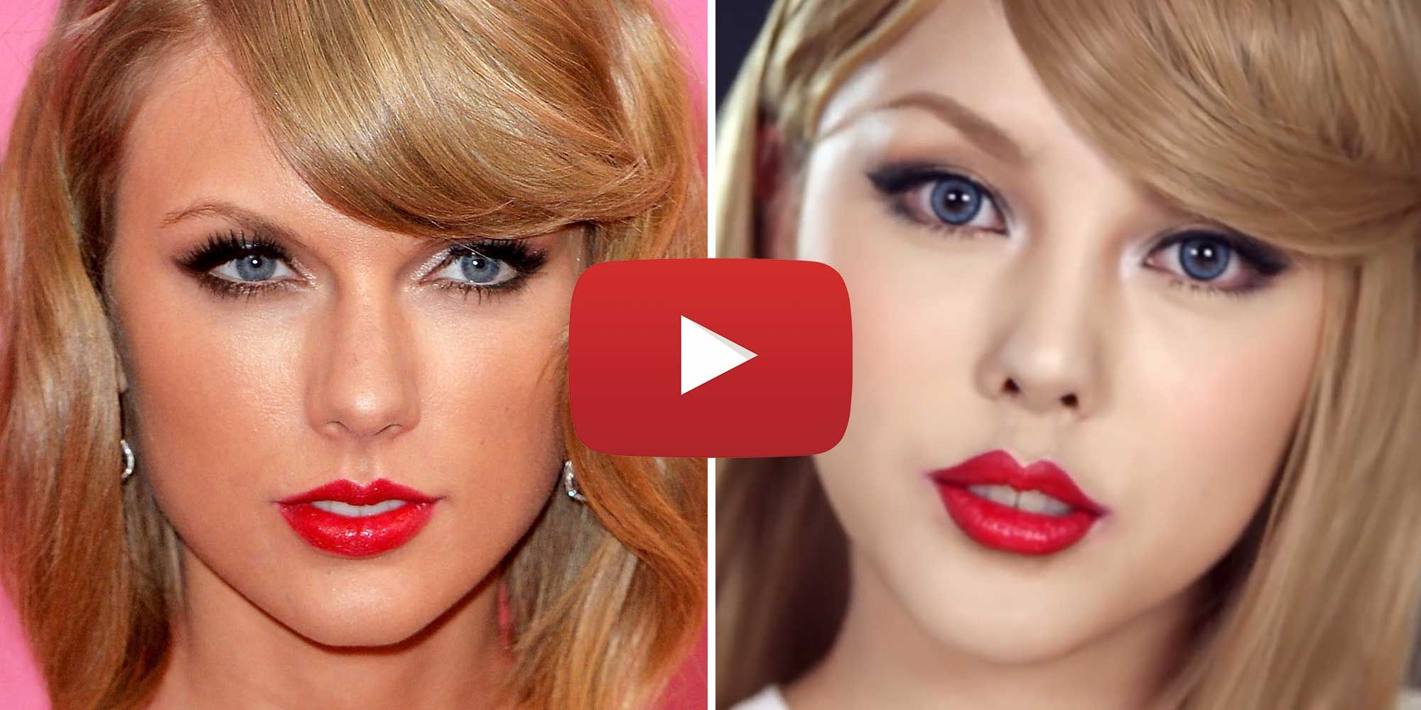 Watch This Korean Beauty Blogger Transform Herself Into Taylor Swift
