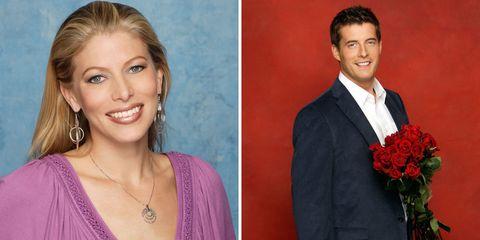 Erin Storm and Matt Grant on Bachelor