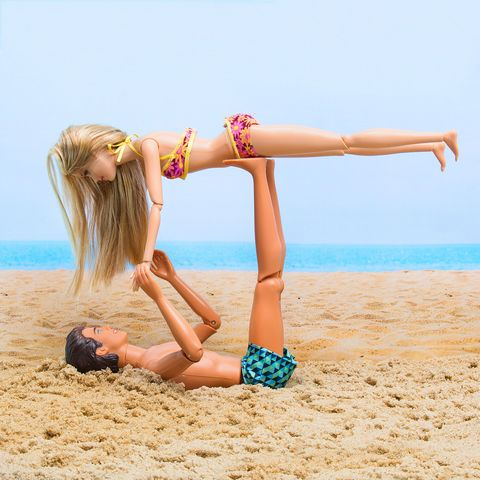 acro yoga poses for 2 easy