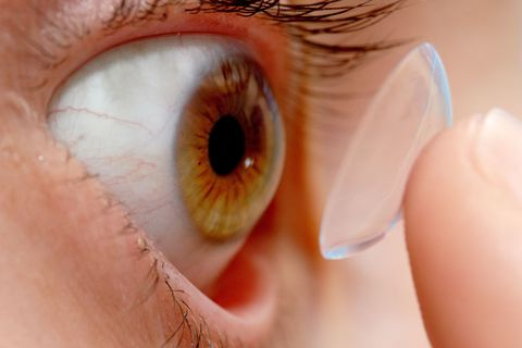 Contact Lenses Alter Your Eyes in a Scary Way