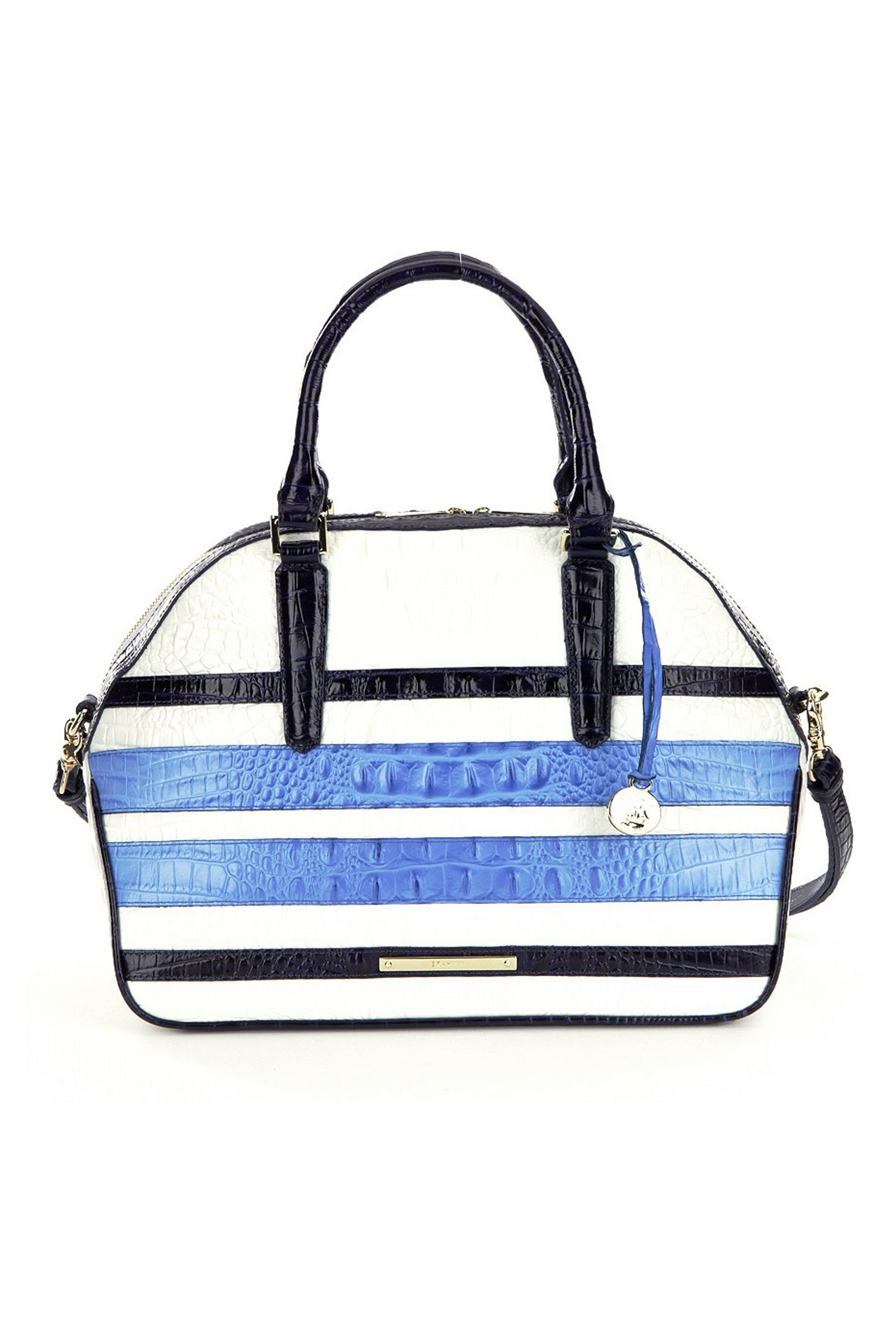 22 Best New Bags For Spring 2016 Handbags Emma Tote Blue Print