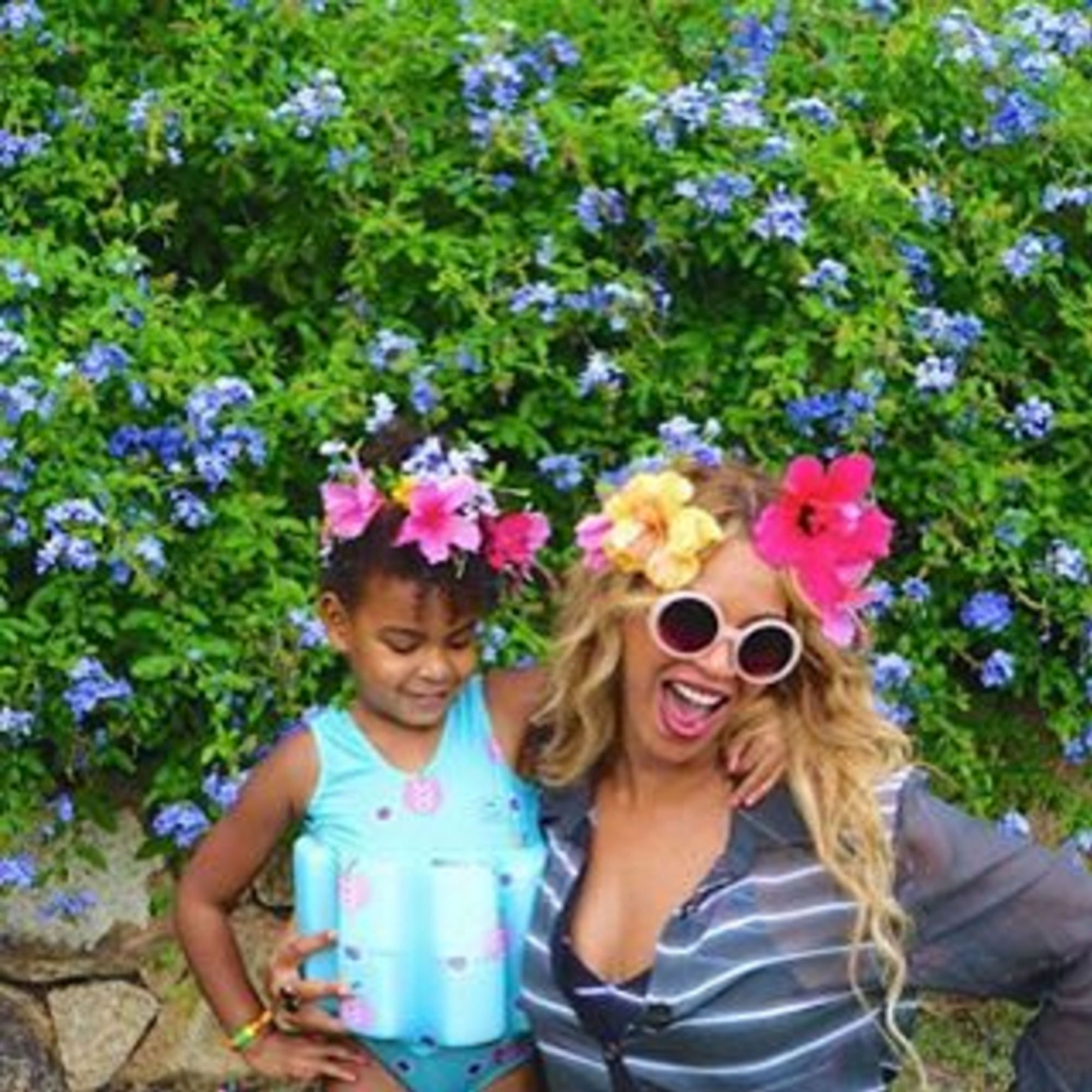 Beyonce Childbirth Painful Elle Magazine Interview