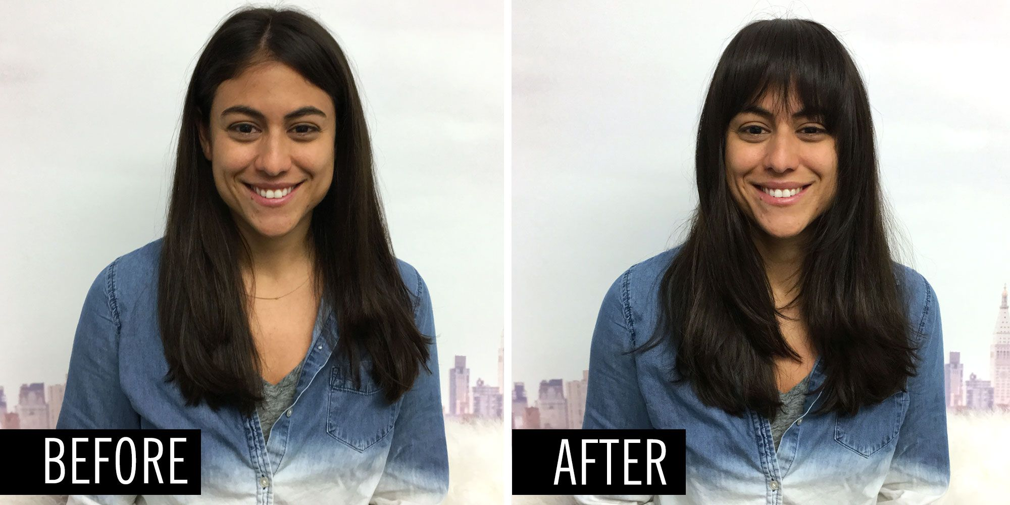Flawless Fake Bangs in 5 Steps - Use Bang Extensions for Gorgeous ...