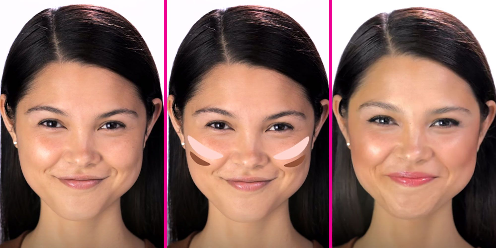How To Contour In Less Than 1 Minute