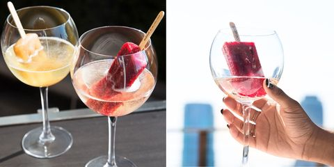 Why Did You Not Think of This Genius Summer Cocktail Sooner?
