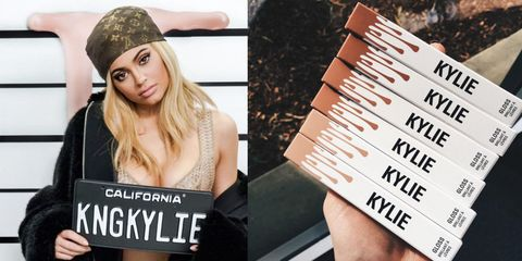 Kylie Jenner Just Revealed Her 3 New Gloss Shades
