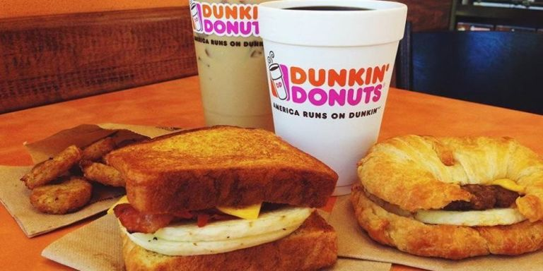 14 Mind-Blowing Things You Never Knew About Dunkin' Donuts