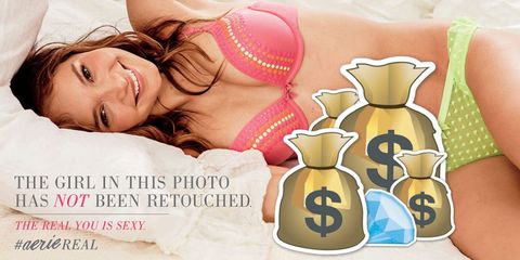 Definitive Proof That Photoshopping Models Is Bad for Business