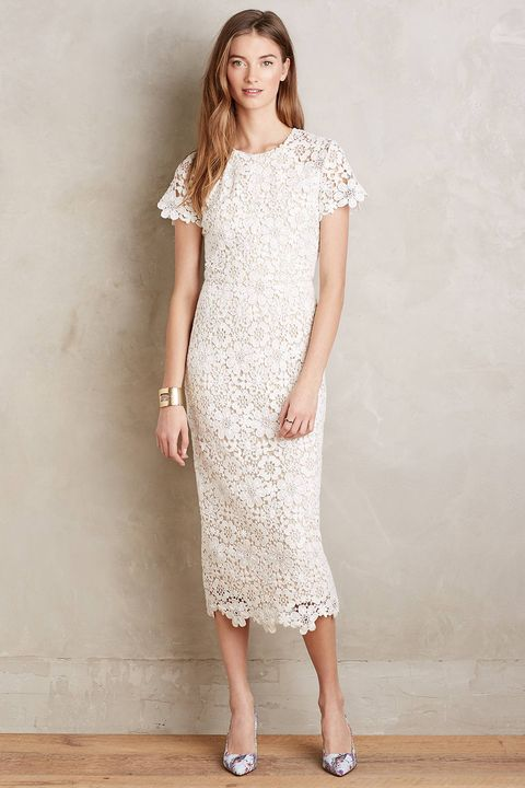 Clothing, Sleeve, Shoulder, Textile, Human leg, Joint, Standing, White, Style, Dress,