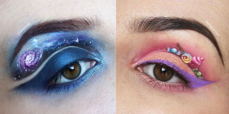 14 Amazing Eye Makeup Masterpieces You Really Won't Be Able to Stop Staring At