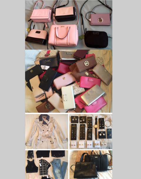 people are sharing photos of their shoplifting hauls on tumblr tumblr