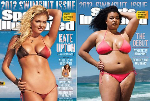a1dc68afbf Sports Illustrated / Macey J. Foronda for BuzzFeed. While this year's  Sports Illustrated swimsuit ...