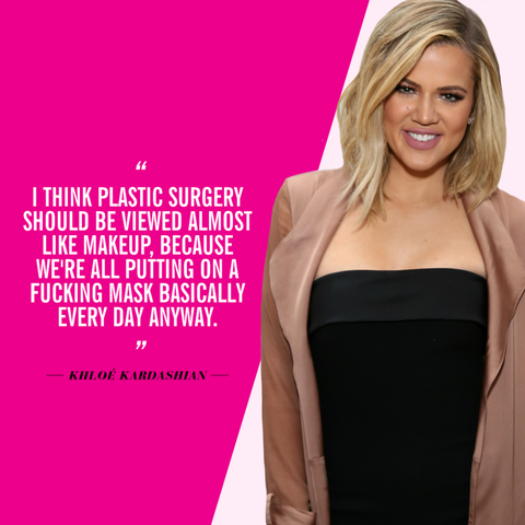 Surgery Quotes Beauteous 48 Celebrities Say How They Really Feel About Plastic Surgery
