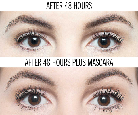Keratin Eyelash Lift Review - What It's Like to Get a Lash Lift from