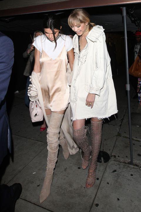 Textile, Fashion, Street fashion, Fur, Foot, Fashion design, Lace, Embellishment, One-piece garment, Fashion model,