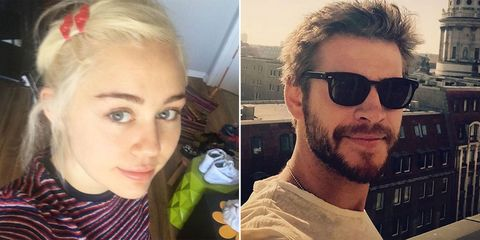 Liam Hemsworth Finally (FINALLY!) Speaks Out About His Relationship With Miley Cyrus
