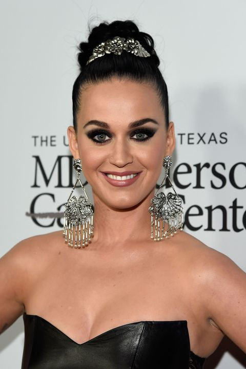 You Won't Believe What Katy Perry's Dress Looks Like From the Side, Really, You Won't