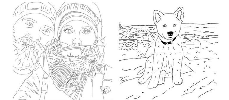 This Company Turns Your Instagram Posts Into Coloring Book