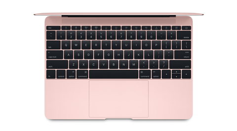 Apple MacBooks Now Available in Rose Gold, Get Excited
